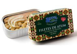 Conserves de thon aux pois chiches - Briosa - Conserverie Portugal Norte - Conserves de sardines du Portugal