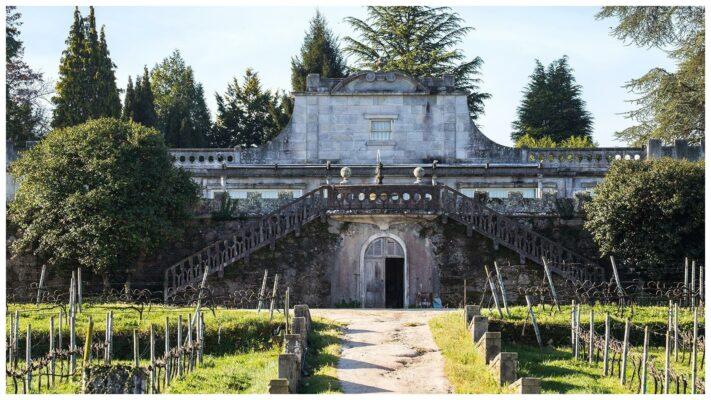 Batiments de la Quinta de Curvos - Vinho verde
