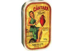 Filets de thon à l'huile d'olive - Cantara - Conserves de thon du Portugal