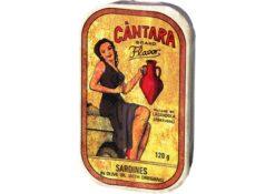 Sardines à l'huile d'olive et à l'origan - Cantara - Conserves de sardines du Portugal