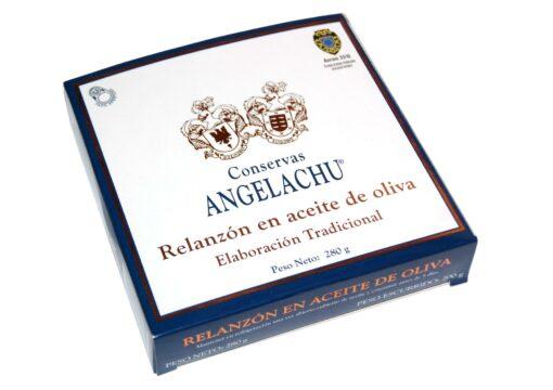 Anguilles confites - Angelachu - Conserves d'anguilles de Santoña - Cantabrie