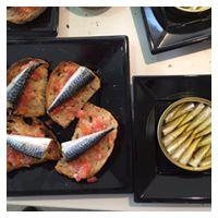 Idée de tapas de sardinettes - Real Conservera Espanola