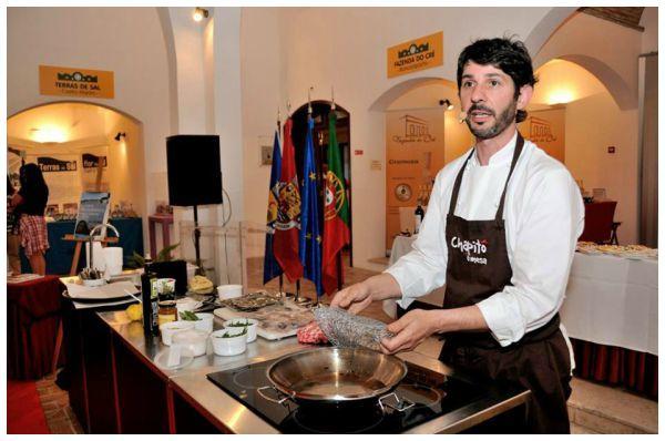 Bertilio Gomes dans son restaurant VirGula