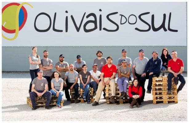 Equipe - Olivais do Sul - Huile d'olive de l'Alentejo - Portugal
