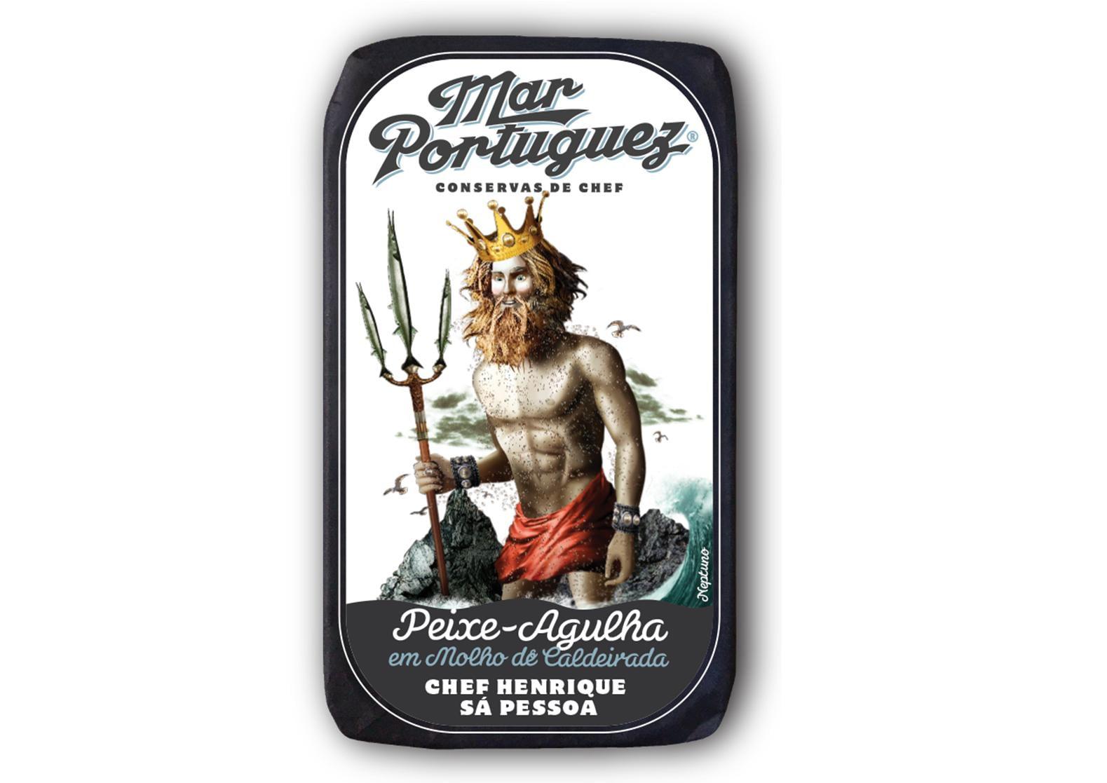 Orphie en bouillabaisse - Mar Portuguez - Conserves de poissons du Portugal