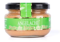 Rillettes d'oursin - Angelachu - Conserves d'anchois de Santoña - Cantabrie