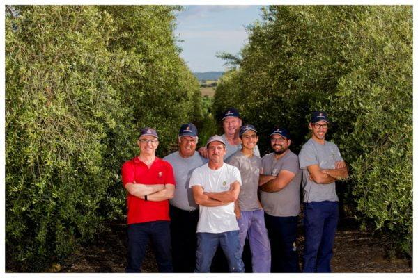 cultivateurs - Olivais do Sul - Huile d'olive de l'Alentejo - Portugal