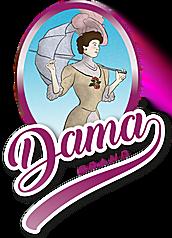 Logo - Dama - Conserverie Portugal Norte - Conserves de sardines du Portugal.jpg