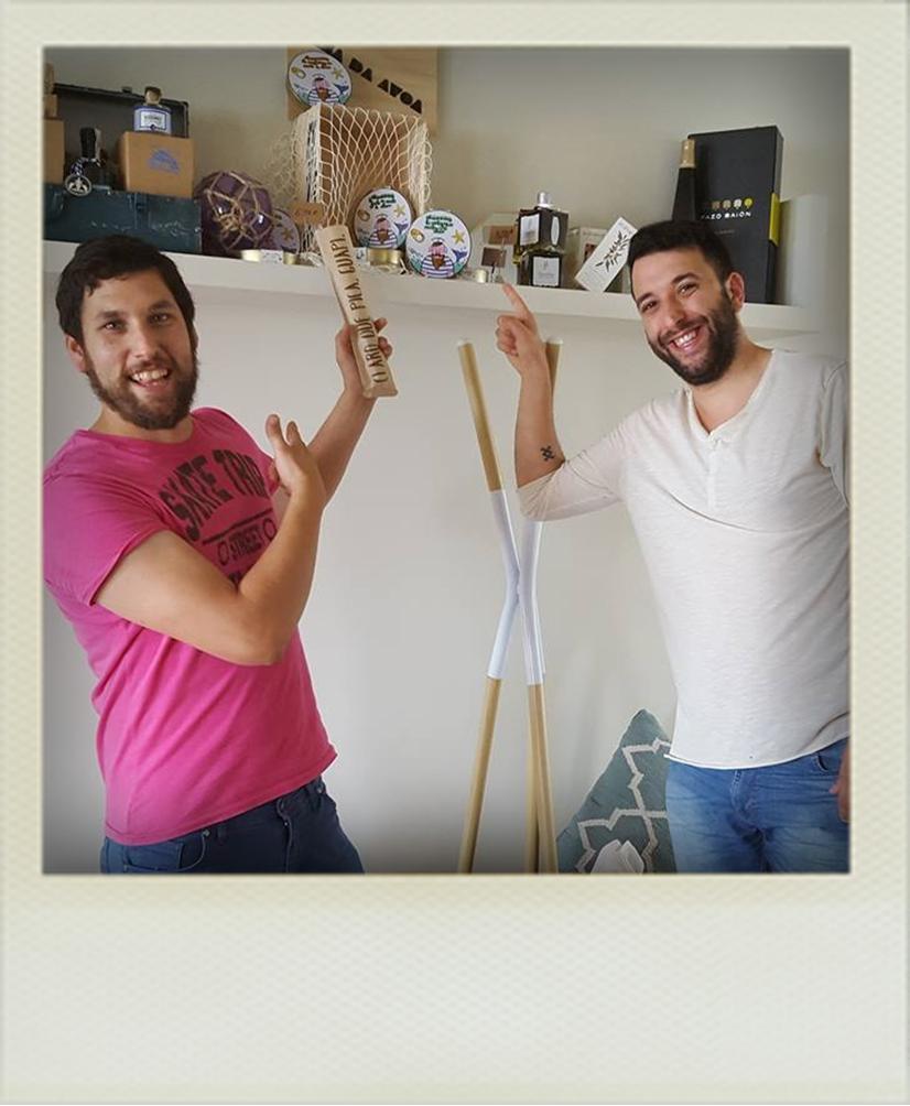 Equipe - Casa da Avoa - Produits de Galice Espagne