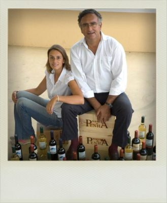 Famille Fino de la quinta - Monte de Penha - Vins de l'Alentejo Portugal