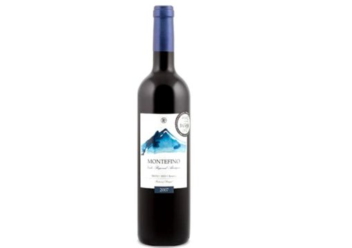 Montefino Rouge 2007 - Monte da Penha - Vins de l'Alentejo Portugal