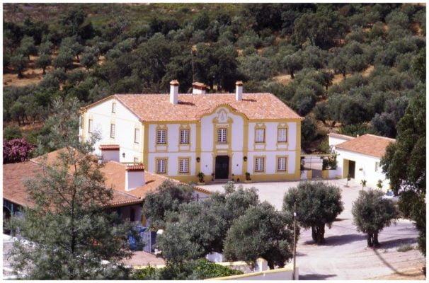 Panorama de la Quinta - Monte de Penha - Vins de l'Alentejo Portugal