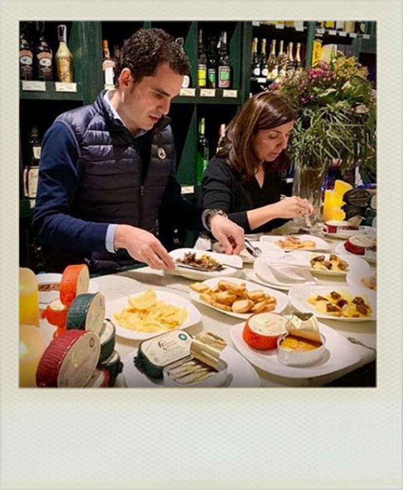 Personnel - Cambados - Galice Espagne
