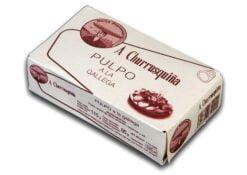 Poulpe à la Galicienne - crustacés et fruits de mer - produits de Galice Espagne