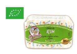 Filets de thon à l'huile d'olive extra vierge biologique et à l'aneth - Dama - Conserveri Portugal Norte