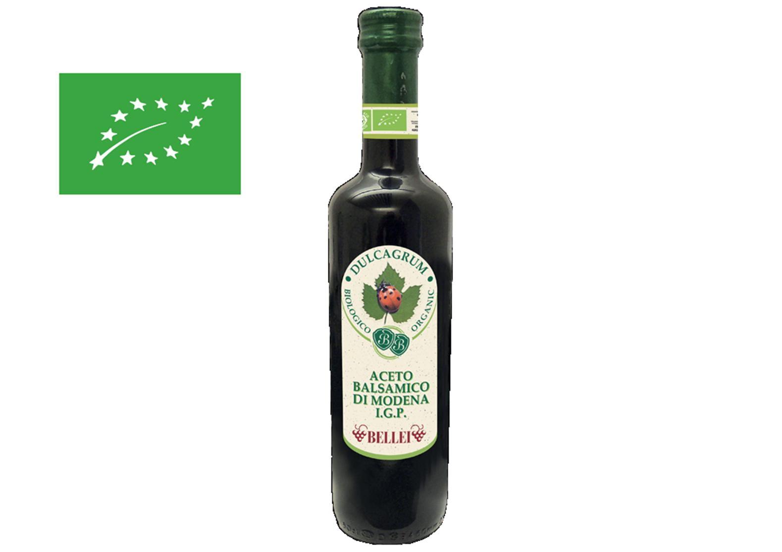 Dulcagrum 50cl - Bellei - Vinaigre balsamique bio de Modène