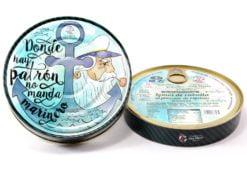 Filets de maquereaux au piment d'Espelette - Conserves Ana Maria - Conserves de la mer de Cantabrie Espagne