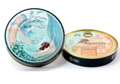 Moules au piment d'Espelette - Conserves Ana Maria - Conserves de la mer de Cantabrie Espagne