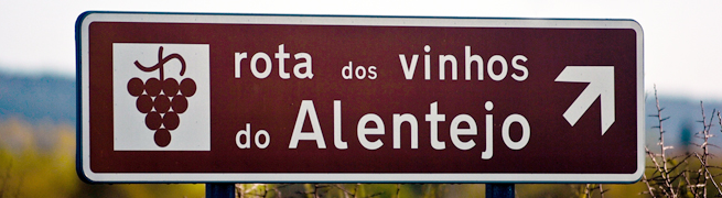Route des vins de l'Alentejo