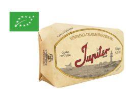 Ventrèche de thon à l'huile d'olive bio - Jupiter - Conserveria do Sul - Portugal