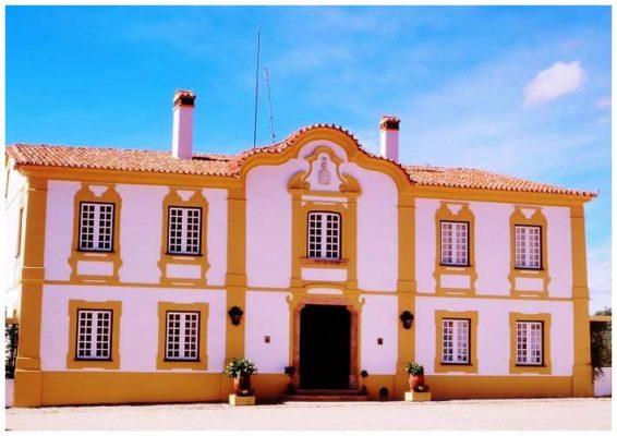 Demeure familiale - Monte de Penha - Vins de l'Alentejo Portugal