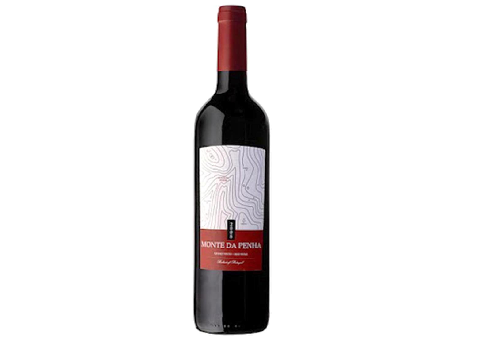 Monte da Penha Rouge - Vins de l'Alentejo Portugal
