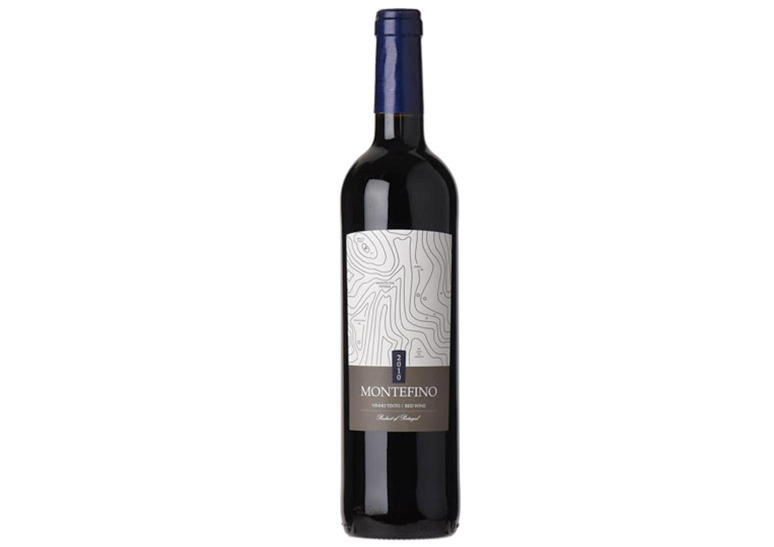 Montefino Rouge - Monte da Penha - Vins de l'Alentejo Portugal