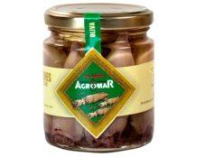 Petits calamars à l'huile d'olive - Agromar - Conserves de poissons et crustacés - Asturies Espagne