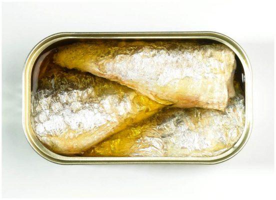 Présentation de sardines à l'huile d'olive - Paco Lafuente - Conserves de poissons de Galice