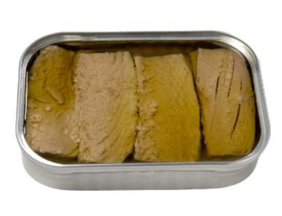 Filets de thon à l'huile d'olive extra vierge biologique ouverte - Dama - Conserveri Portugal Norte
