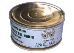 Filets de thon bonito del norte boite familiale - Angelachu - Conserves d'anchois de Santoña - Cantabrie