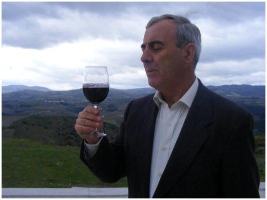 José Carlos Corte Real - Quinta Villaroco - Vins du Douro Portugal