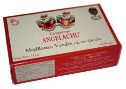 Moules à l'escabèche - Angelachu - Conserves d'anchois de Santoña - Cantabrie