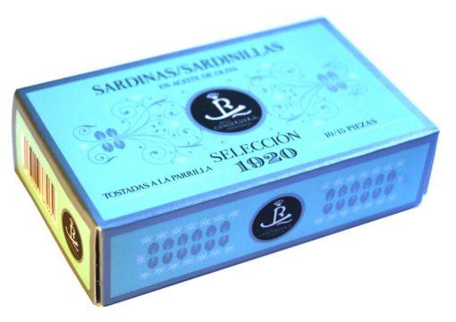 Sardinettes - Real Conservera Espanola