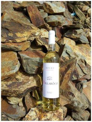 Un vin de rocaille de schiste- Quinta Villaroco - Vindo du Douro Portugal