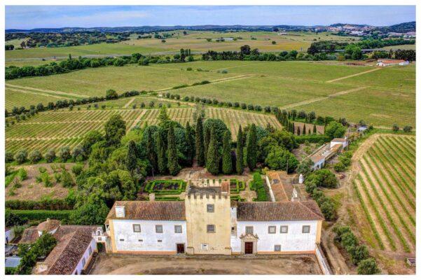 Château Amoreira da Torre - Amoreira da Torre - Vins bio de l'Alentejo - Sud Portugal