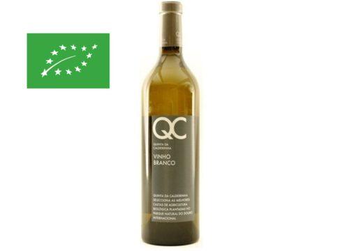 Cuvée blanc 2018- Quinta da Caldeirinha - Vins bio du Portugal