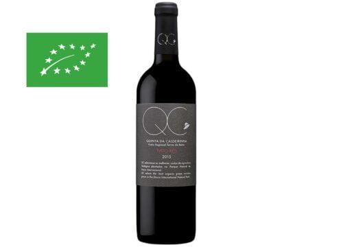Cuvée rouge - Quinta da Caldeirinha - Vins bio du Portugal