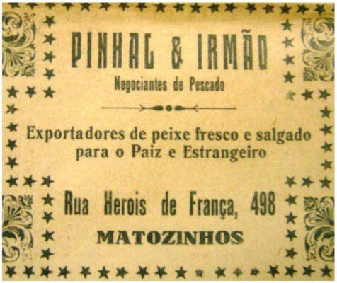 Famille Pinhal - Emporium - Conserves de poissons du Portugal