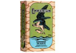 Sardines à l'huile d'olive - Emporium - Conserves de poissons du Portugal