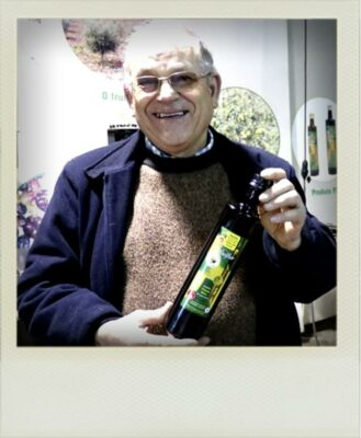 Antonio Farias - Dulfar - Huile d'olive Bio du Portugal