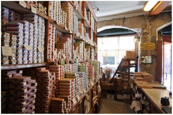 Boutique - Conserverie de Lisbonne -