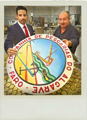 Famille Farinha - Pescaria do Algarve - Conserves de poissons du Portugal