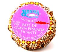 Rillettes d'oeuf de merlu - Briosa - Conserverie Portugal Norte