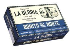 Thon Bonito à l'huile d'olive - Conserves La Gloria - Costera - Asturies Espagne